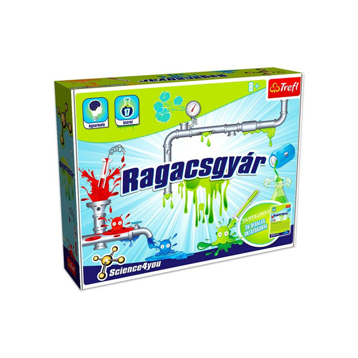 Trefl - Science 4 u - Ragacsgyár