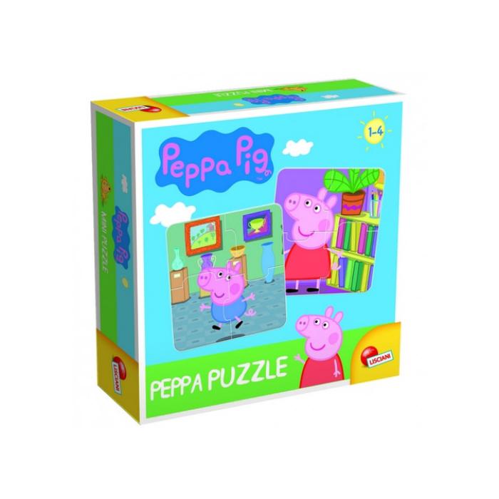 Peppa Malac - Puzzle 8*4
