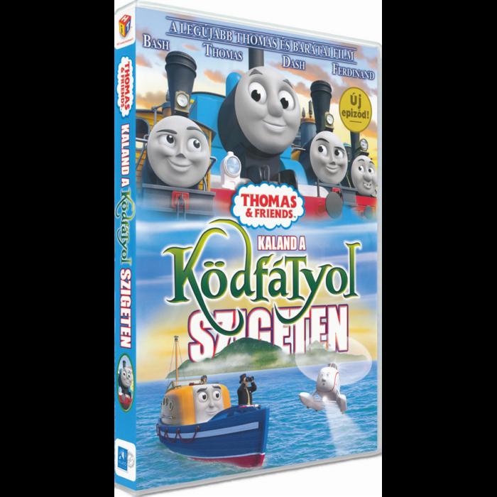 Thomas, a gőzmozdony - Kaland a Ködfátyol szigeten DVD