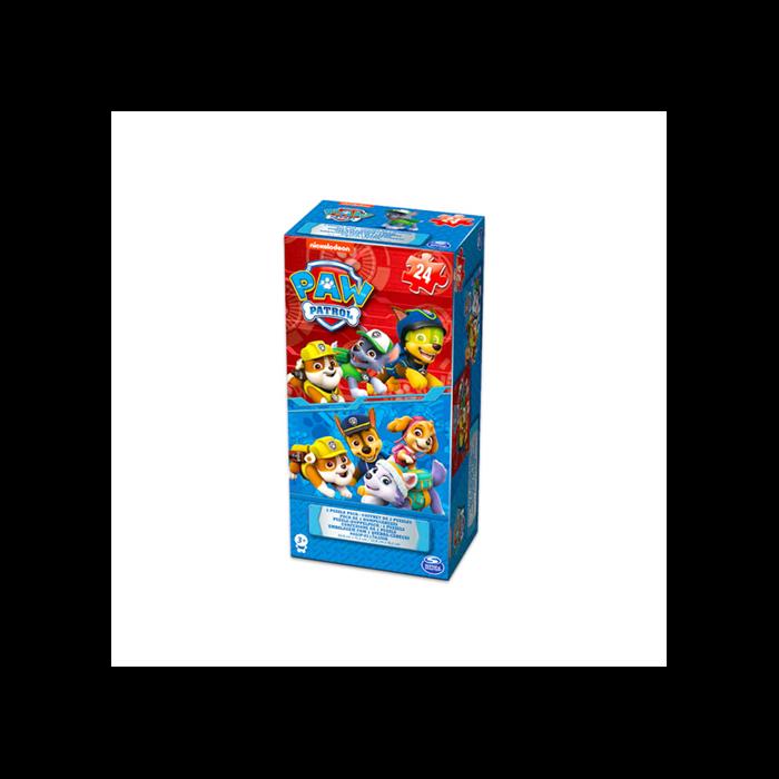 Mancs őrjárat - 3D-s puzzle - 24 db-os