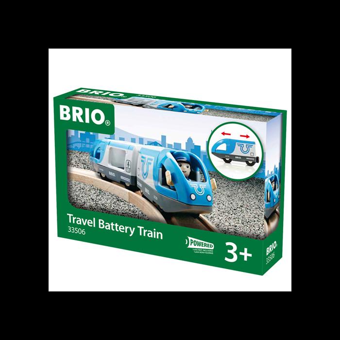 Brio - Elemes utasszállító vonat