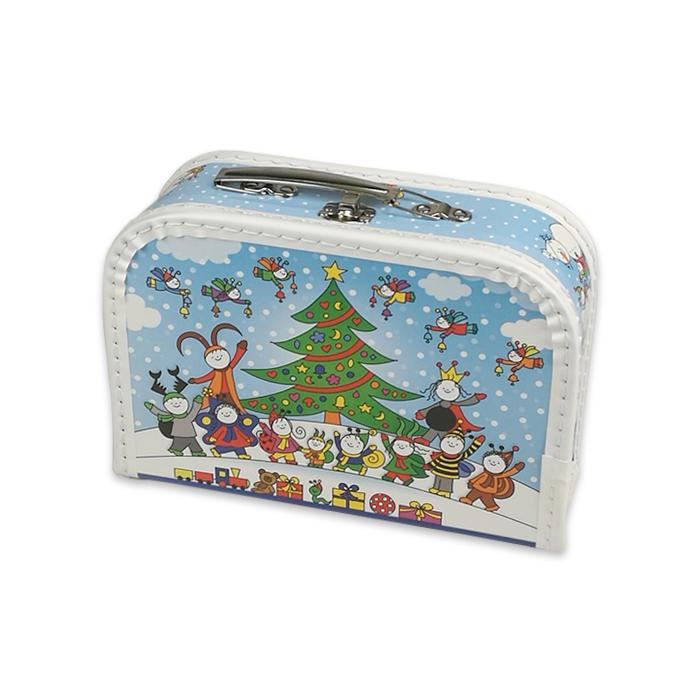Bogyó és Babóca kisbőrönd - Karácsony