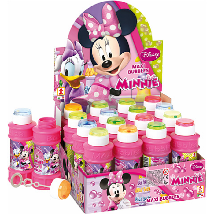 Minnie egér buborékfújó - 120 ml