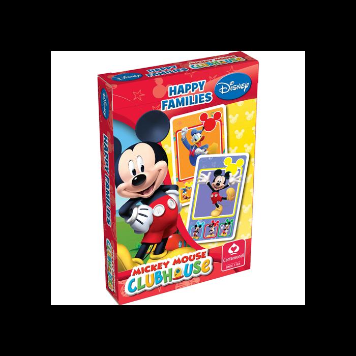 Mickey egér kvartett kártyajáték