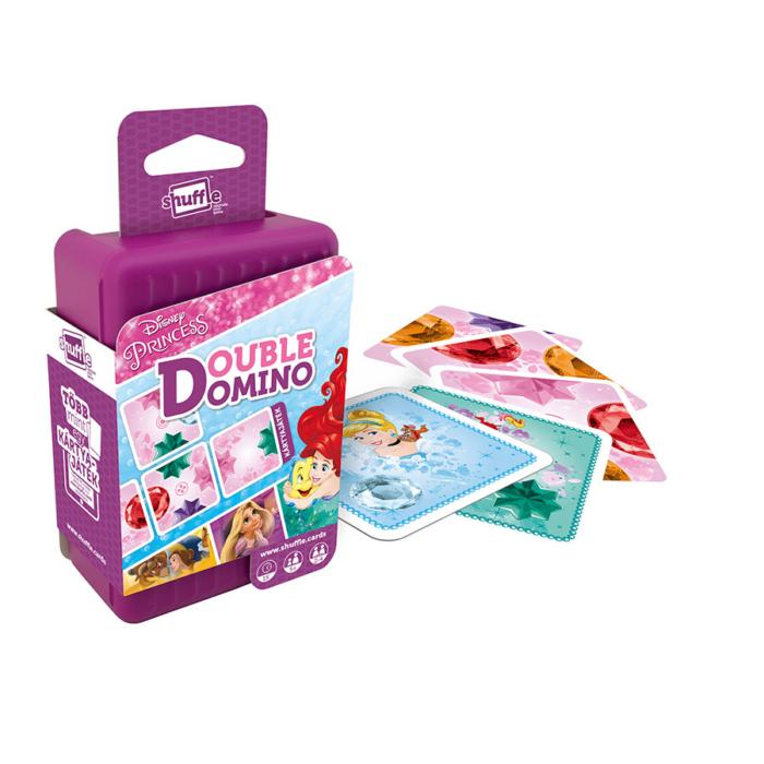 Disney Hercegnők dupla dominó kártyajáték