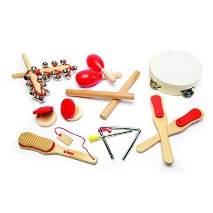 Tidlo - Fajáték - Hangszerek
