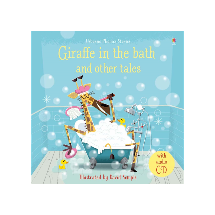 Giraffe in the bath and other tales