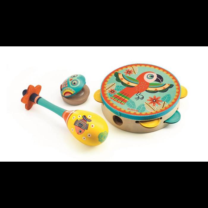 Djeco - Játékhangszer készlet