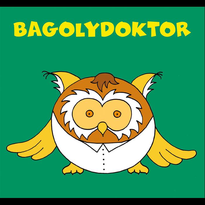 Bogyó és Babóca lapozó - Bagolydoktor