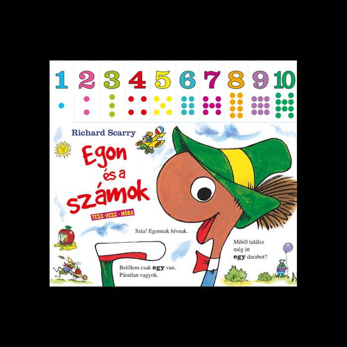 Egon és a számok