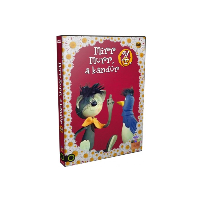 Mirr Murr, a kandúr 4. DVD