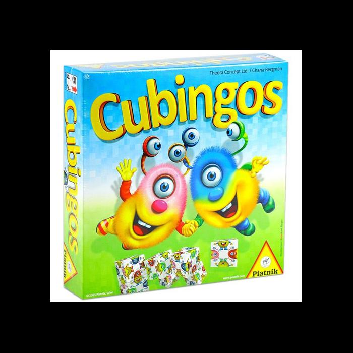 Cubingos társasjáték