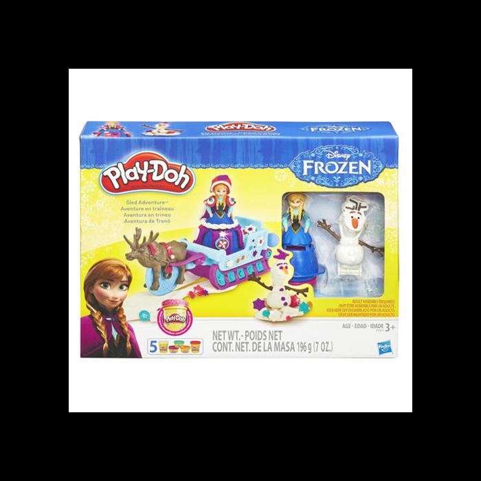 Play-Doh - Jégvarázs - Varázsszán Gyurmaszett