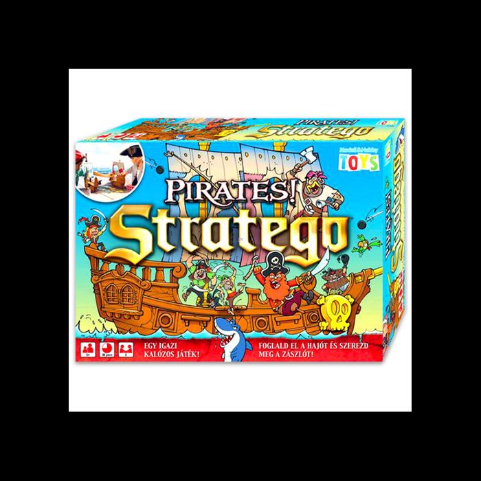 Stratego - Kalózok - Társasjáték