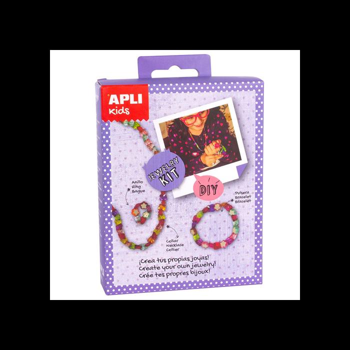 Apli Kids - Mini Kit - Ékszerkészítő csillagok