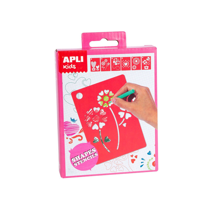 Apli Kids - Mini Kit - Forma sablonok