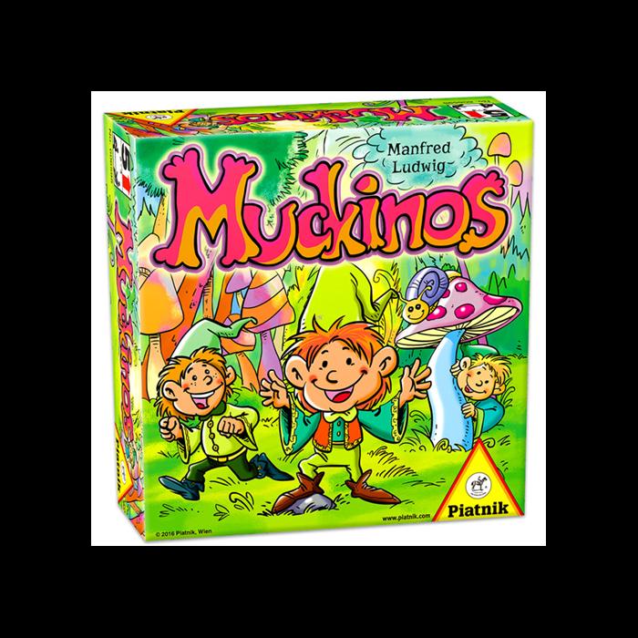 Muckinos társasjáték