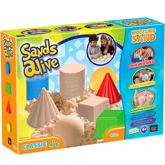 Sands Alive - Klasszikus formák