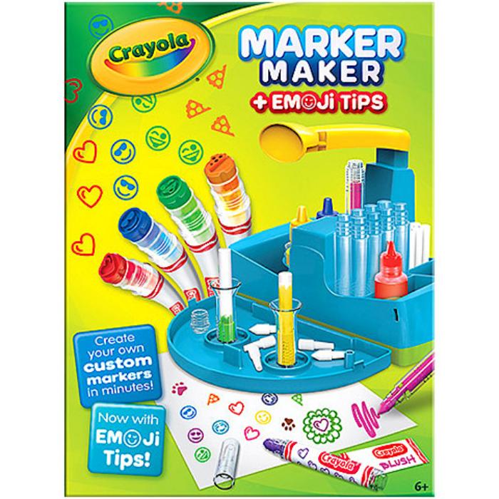 Crayola - Emoji Nyomdafilcgyár