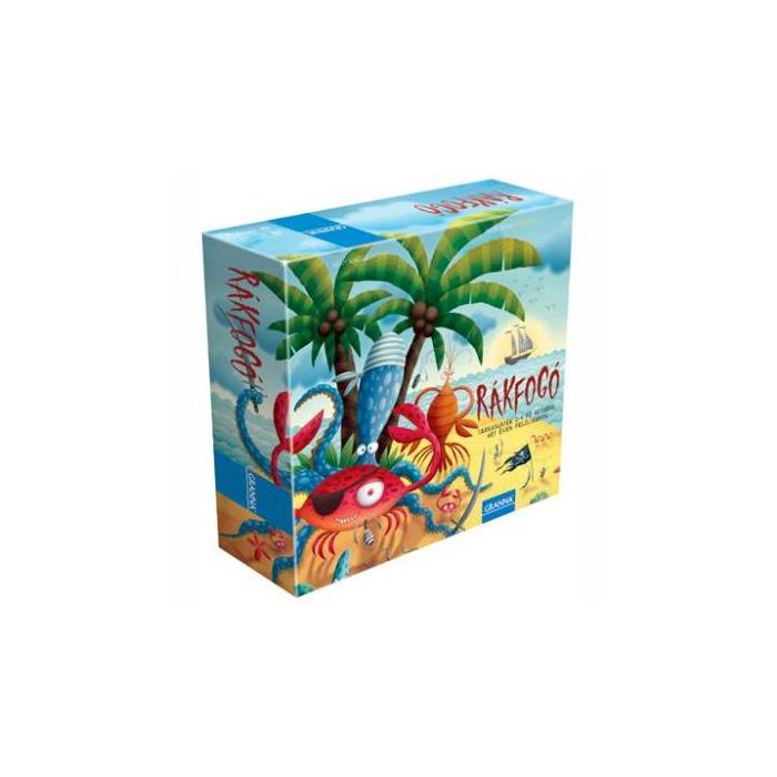 Granna - Családi játékok - Rákfogó társasjáték