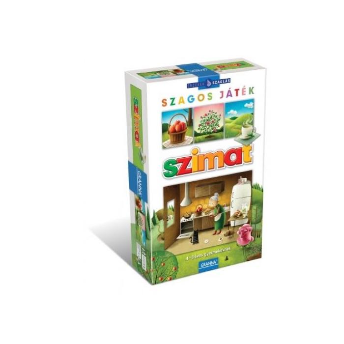 Granna - Érzékek sorozat - Szimat - Játék a szaglással