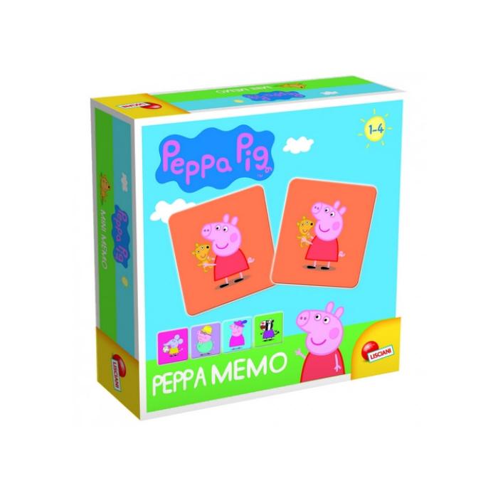 Peppa Malac - Memóriajáték