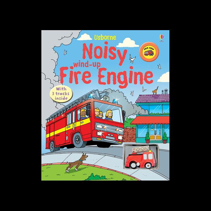 Wind up Fire Engine