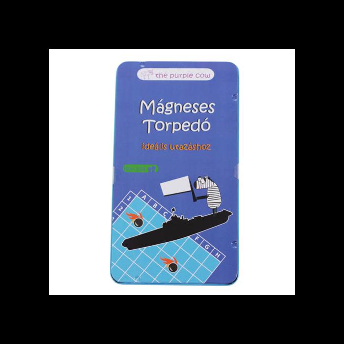 Mágneses torpedó társasjáték