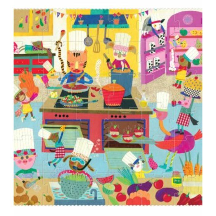 Londji - Szeretnék séf lenni! puzzle - 36 db