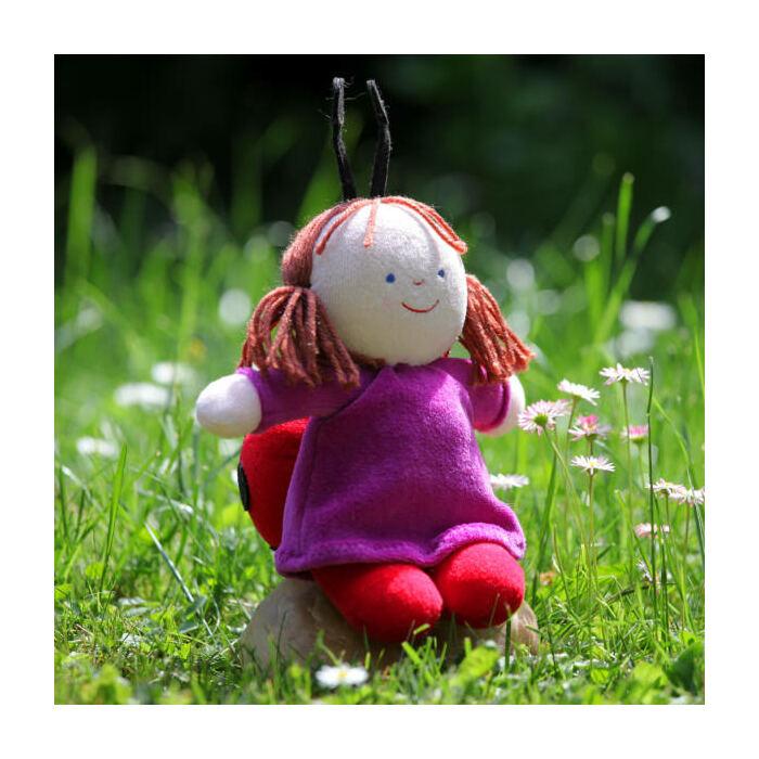 Bogyó és Babóca - Babóca plüssbaba - 25 cm bóbitával