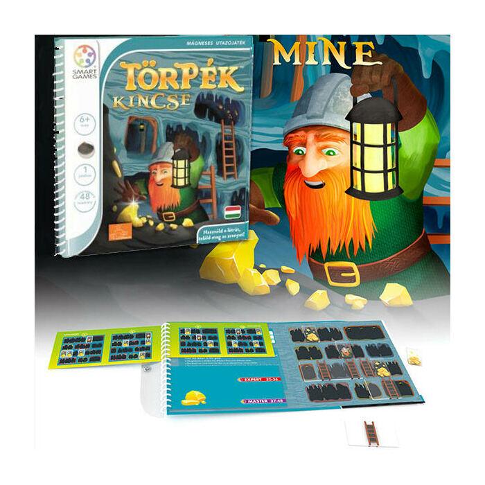 Smart Games - Törpék kincse logikai játék