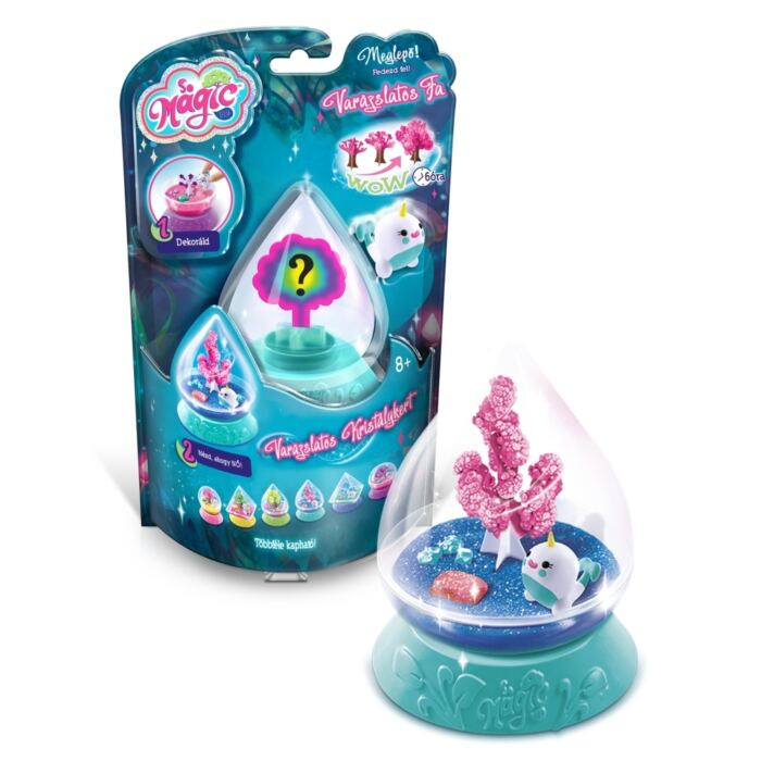 So Magic - Mini varázslatos kristálykert (tenger)