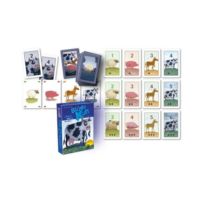 Lüke tehén kártyajáték