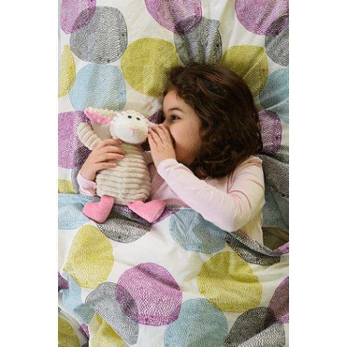 Warmies levendulás, mikróba tehető juh kisbabáknak – rózsaszín