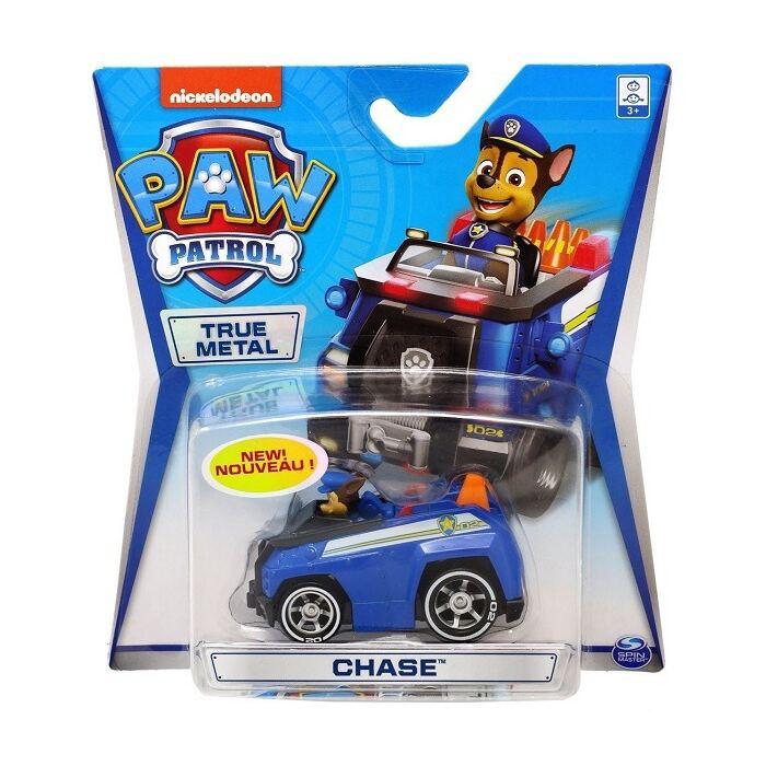 Mancs őrjárat kisautók - Chase