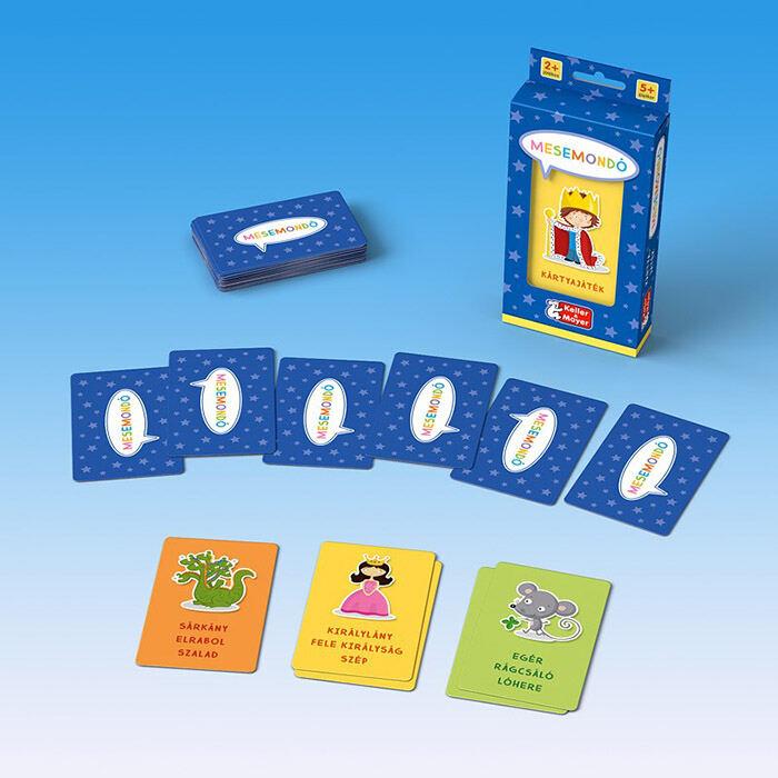 Mesemondó kártyajáték