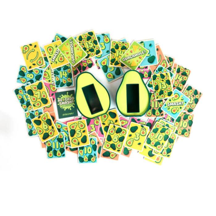 Avocado Smash kártyajáték