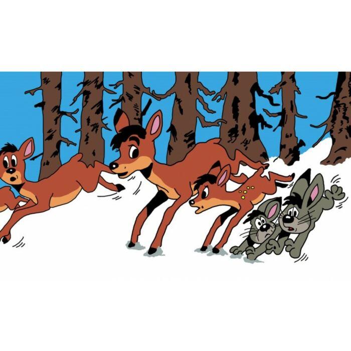Diafilm - Bambi