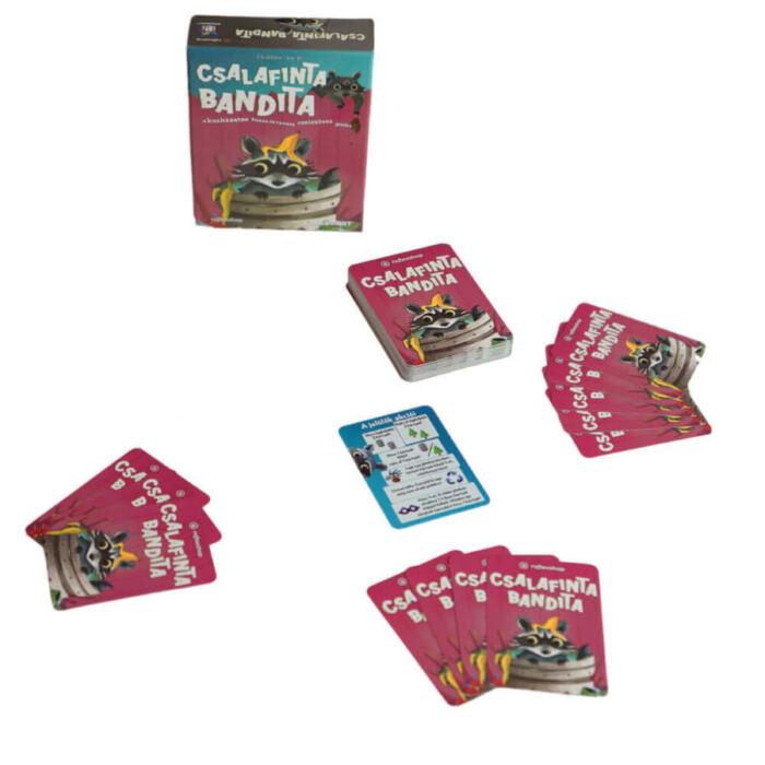 Csalafinta bandita kártyajáték