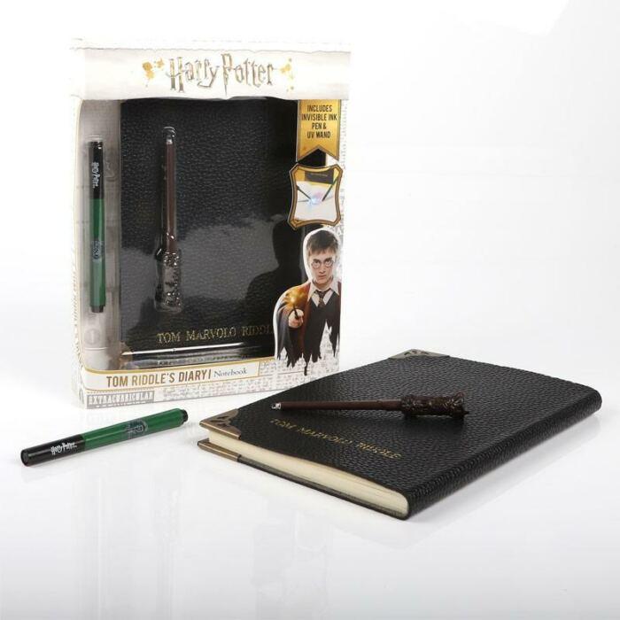 Harry Potter - Tom Denem naplója