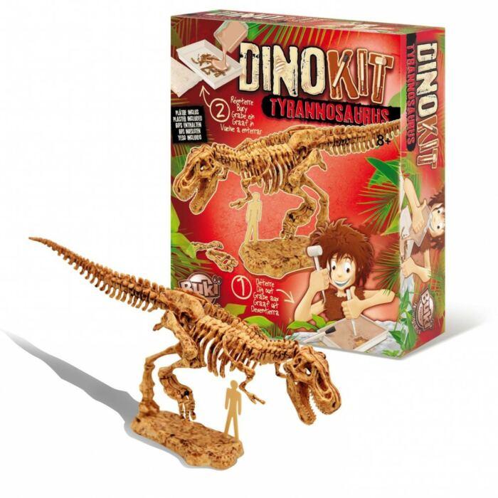 Dinó felfedező készlet - T-Rex