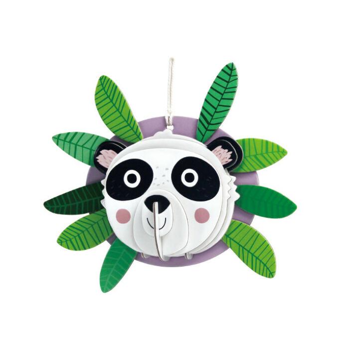Avenir - 3D dekorációs puzzle - Panda