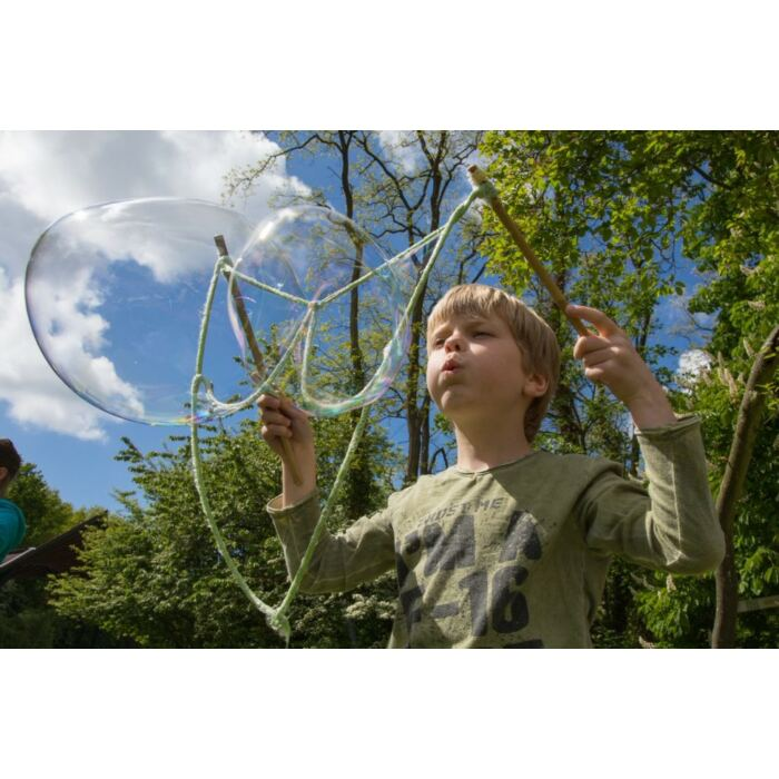 Bubble Lab óriás buborékfújó