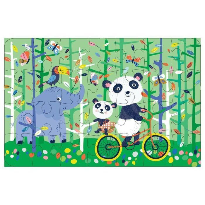 Avenir - Puzzle panda - 28db-os