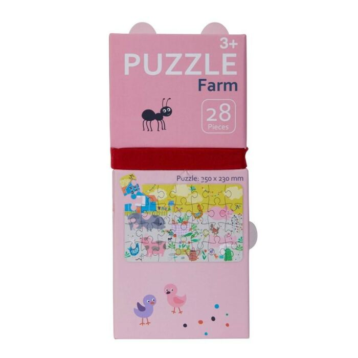 Avenir - Puzzle farm - 28db-os