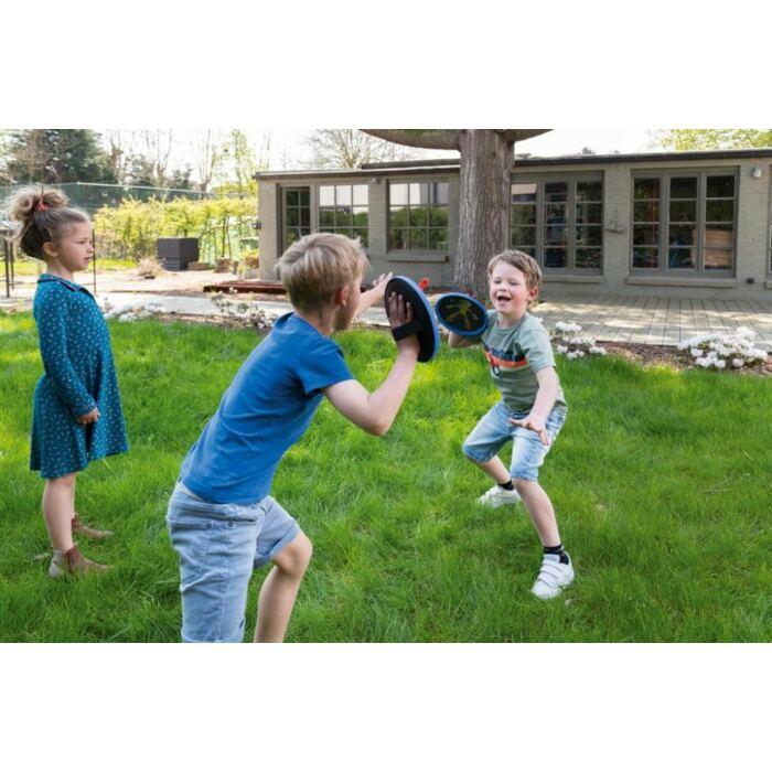 Buki - Catch ball ügyességi játék - Robotok