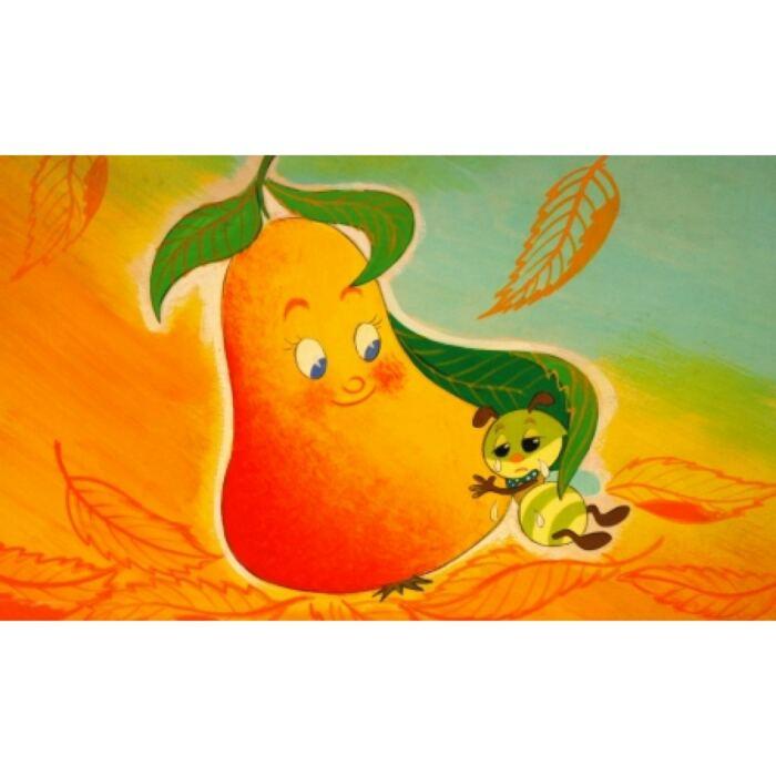 Diafilm - A telhetetlen méhecske