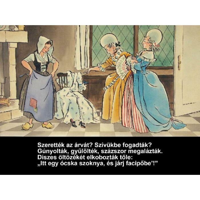 Diafilm - Hamupipőke