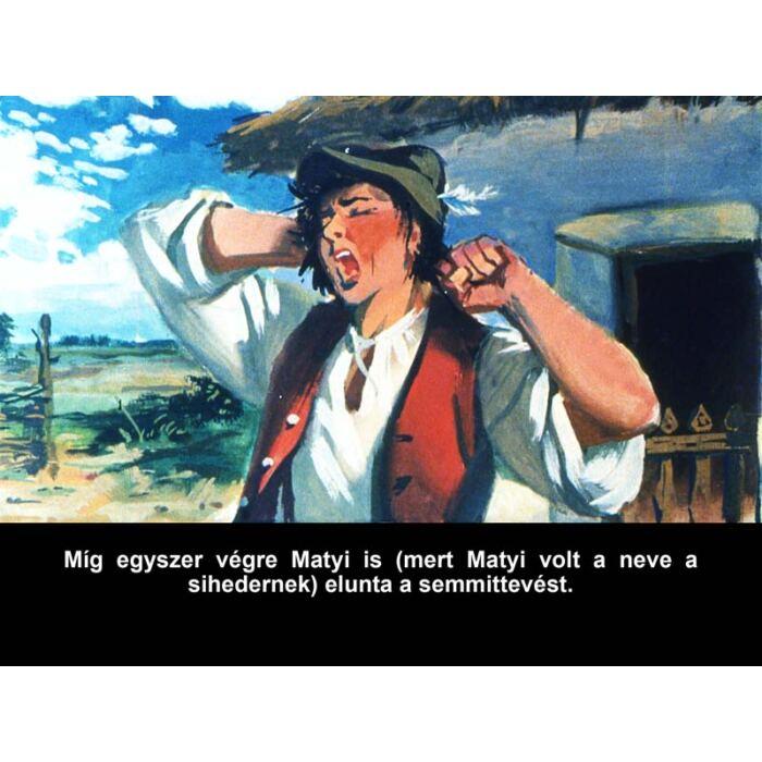 Diafilm - Lúdas Matyi