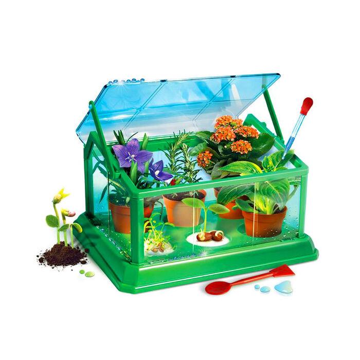 Clementoni - Tudomány és Játék - Első üvegházam